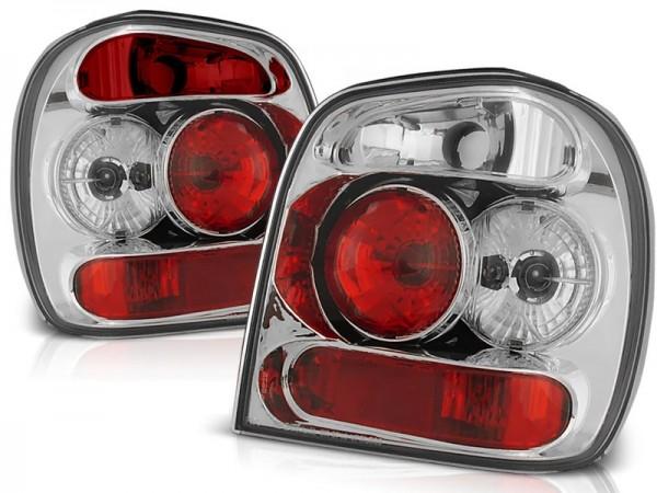 Taillights VW Polo 6N lexus Chrome