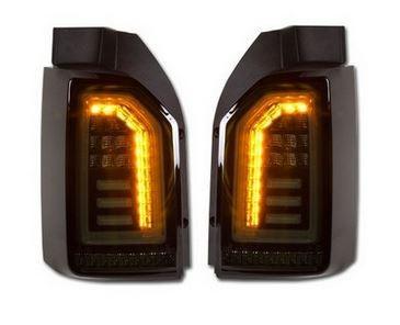 Taillights VW Bus T5 LED Tube Achterdeuren