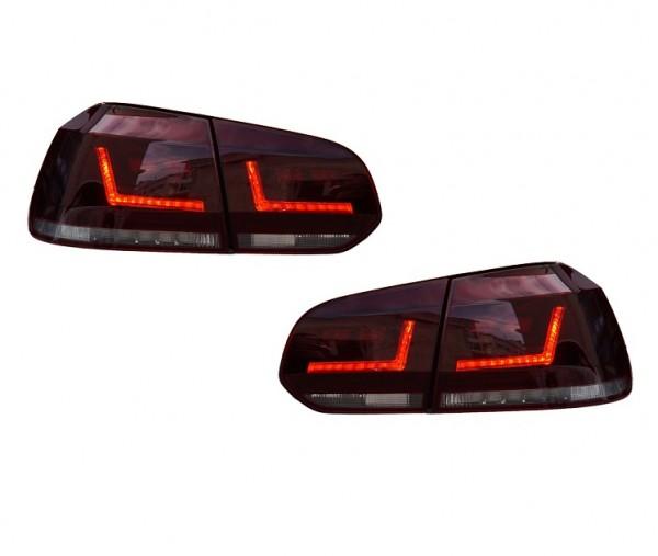 Taillights led VW Golf VI 10/08- Osram