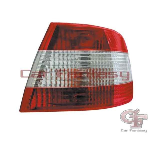 Taillights Audi A4 Limousine 95-01 Red/White