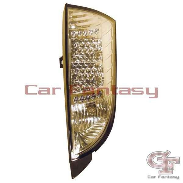 Taillights LED Ford Focus 01-.. Chrome