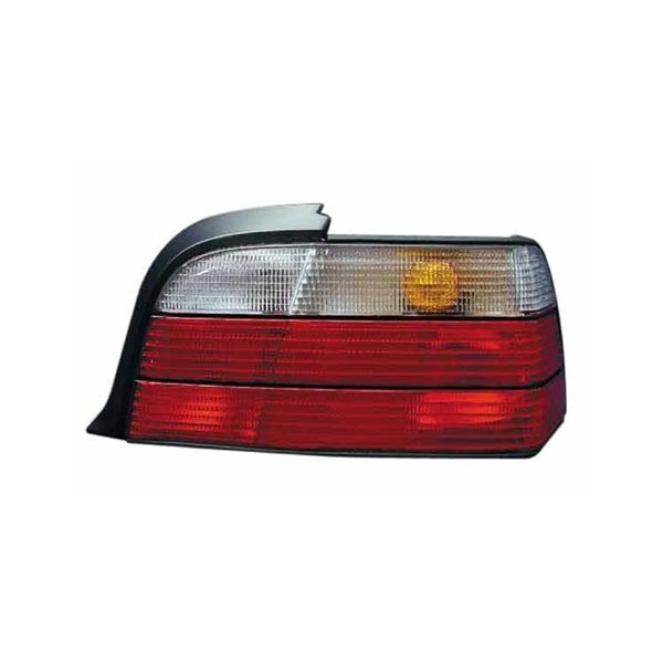 Taillights BMW E36 limousine Red/White