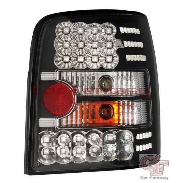 Taillights VW Passat 3B 97-00 variant LED Black