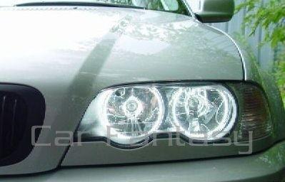 Angel Eyes Rings Neon Bmw E46