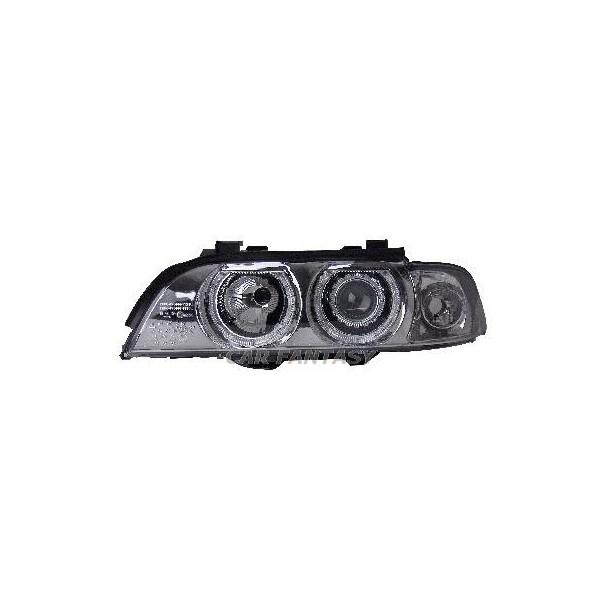 Headlights BMW E39 Angel Eyes