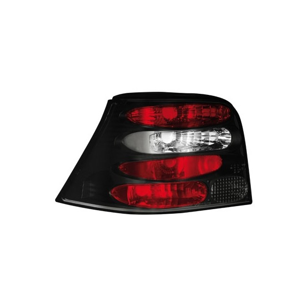 Taillights VW Golf IV new look Black