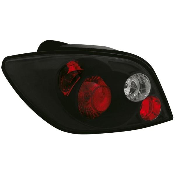 Taillights Peugeot 307 Lexus look Black