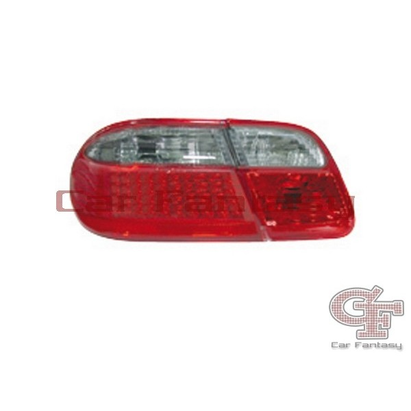 Taillights LED Mercedes E-Class W210 Red