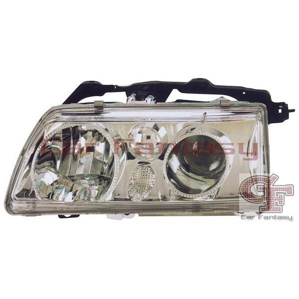Headlights Honda Civic 90-91 Angel Eyes