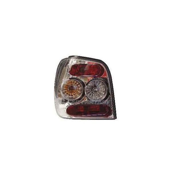 Taillights VW Polo 6N lexus Chrome