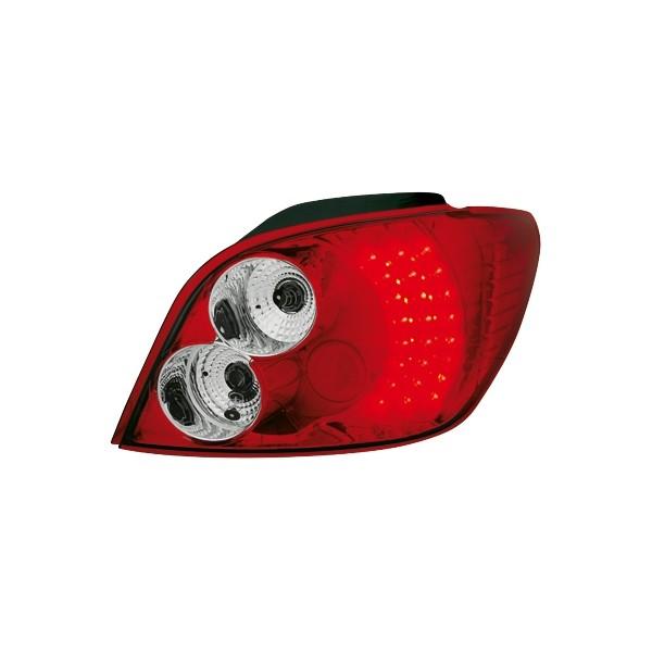 Taillights Peugeot 307 LED
