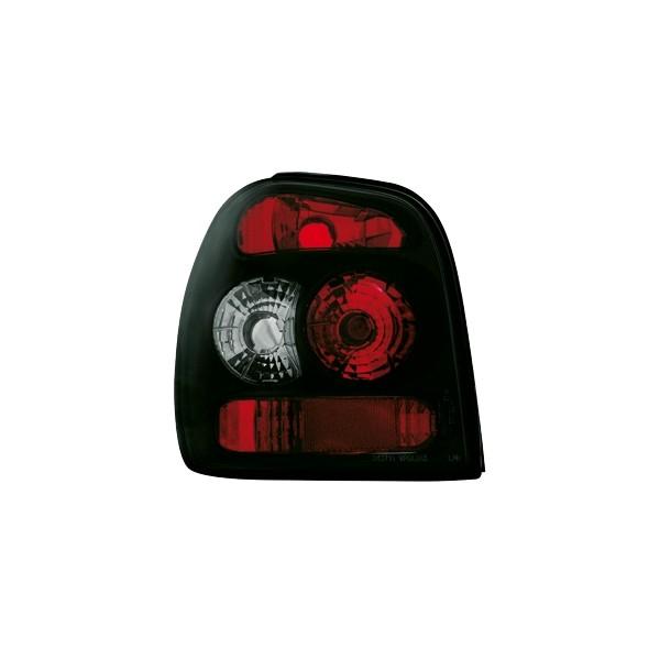 Taillights VW Polo 6N lexus Black