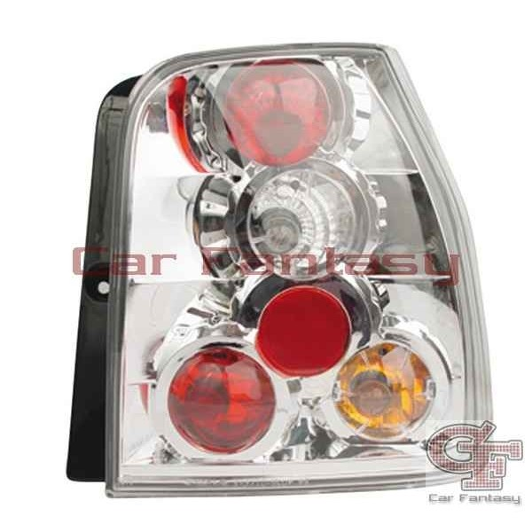 Taillights VW Lupo lexus Chrome