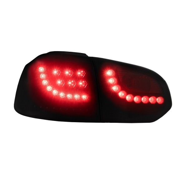 Taillights led VW Golf VI 10/08- R-look Dynamic