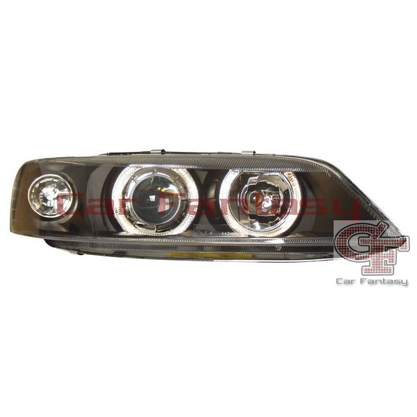 Headlights Opel Vectra B Angel Eyes