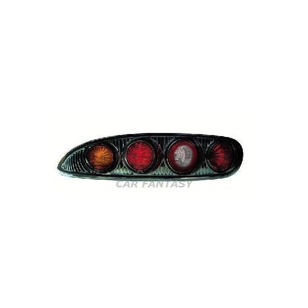 Taillights Mazda MX3 lexus Black