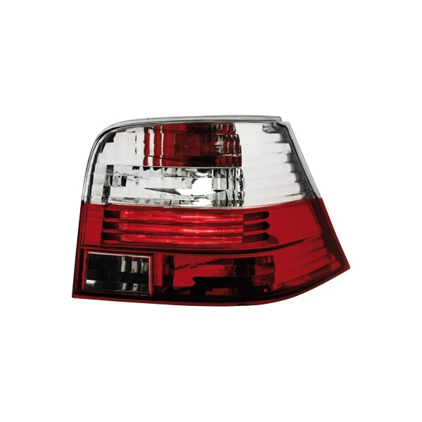 Taillights VW Golf IV Red/White
