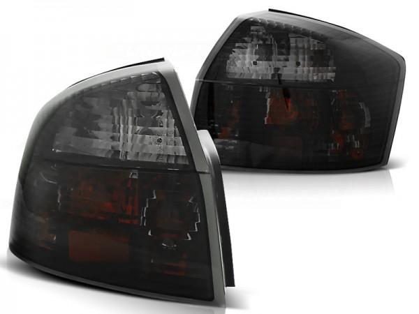 Taillights Audi A4 Limousine 01-04 Black