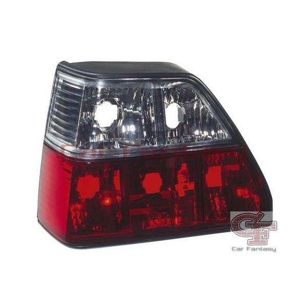 Taillights VW Golf II Clear Red/White SPECIAL OFFER</str