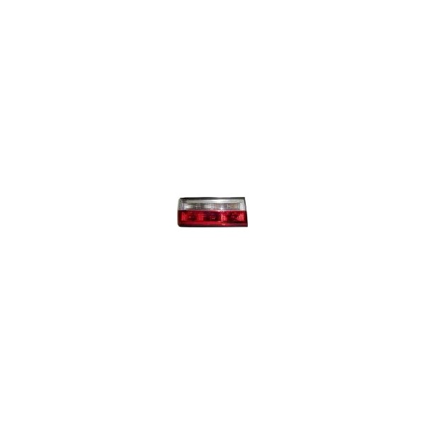 Taillights BMW E30 Red/White