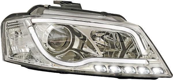 Original Kufatec Adapter LED USA auf LED EU Facelift Rückleuchten für Audi A5 8T