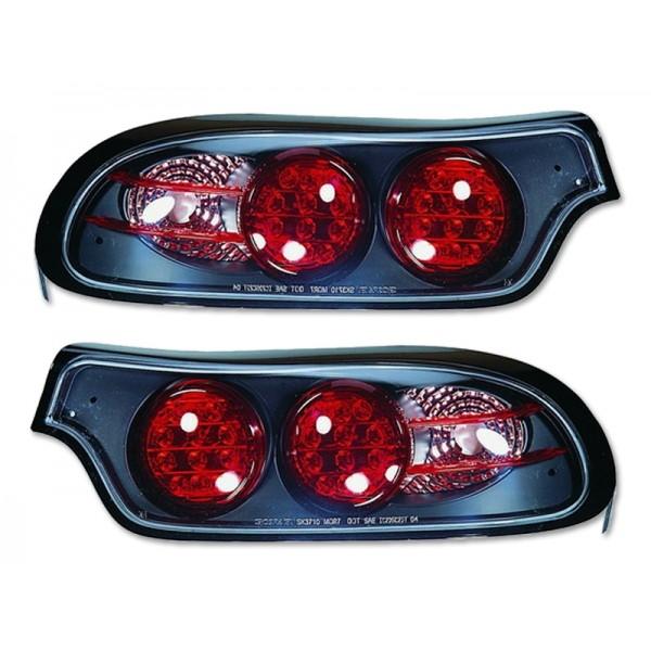 Taillights Mazda RX7 black