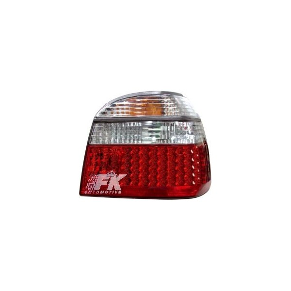 Taillights VW Golf III LED Red/White