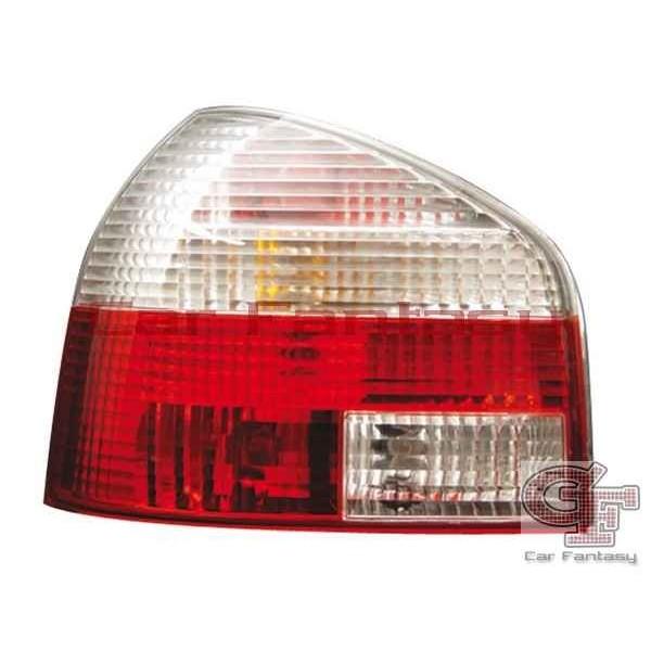 Ruckleuchten Audi A3 95-01 red/white